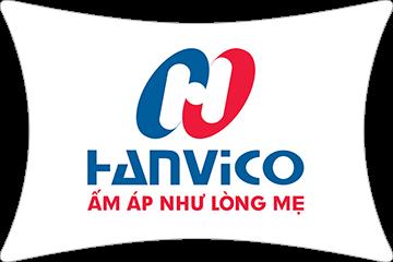 Logo hãng đệm Hanvico