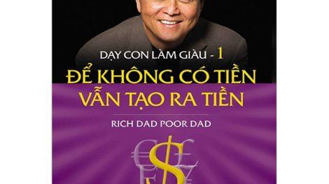 Dạy con làm giàu - Robert T. Kiyosaki