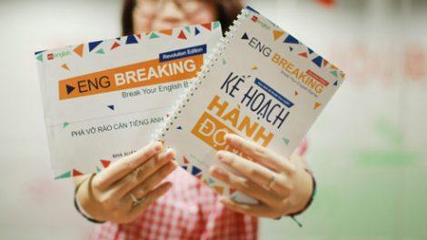 Review sách Eng Breaking – Luyện Tiếng Anh Cùng Người Bản Xứ